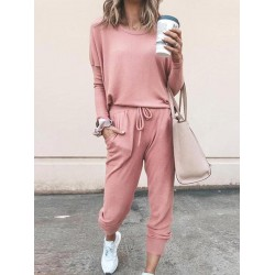 Womens Knitted Suit