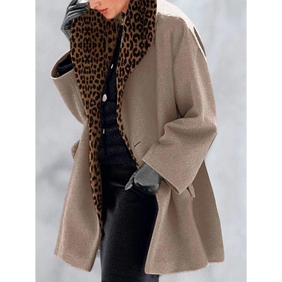 New Warm Fashion Multi-Color Shawl Collar Coat