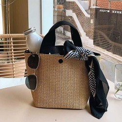 Beach Holiday Wild Woven Bags