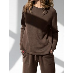 Women's Knitted Suit