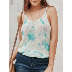 Womens casual Camisole knit vest